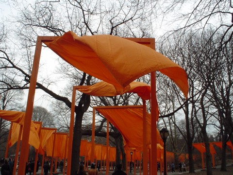 The Gates, New York, 2005