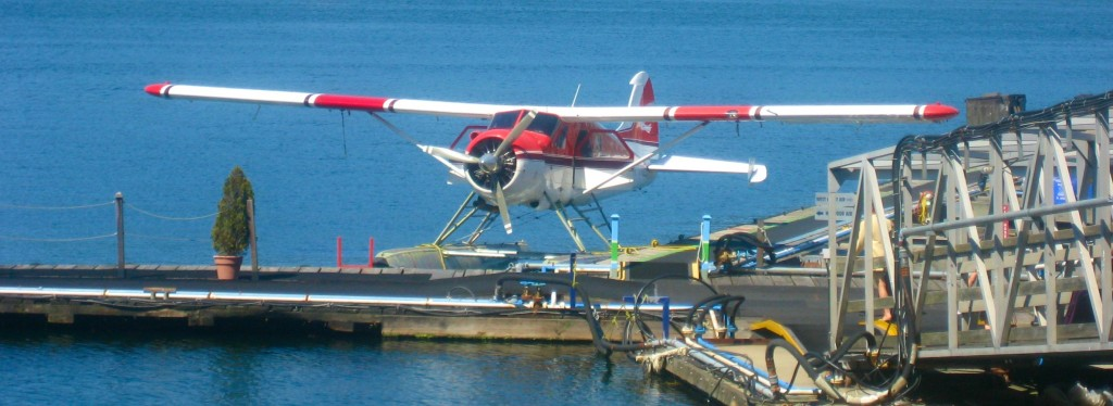 Seaplanes: so quiet on the outside, so loud on the inside