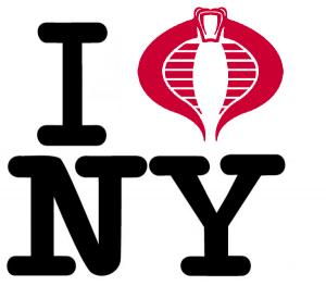 I (cobra) NY