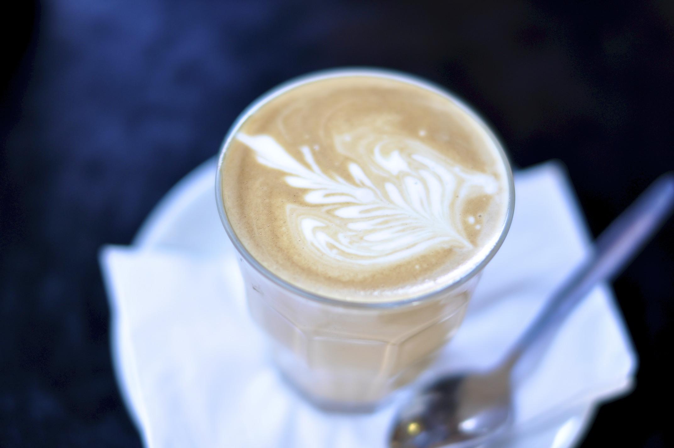 Coffee in Darlinghurst
