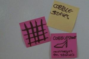 Reimagining Gastown's cobblestones